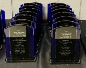 Adult Championship Awards