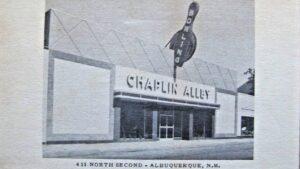 Chaplin Alley