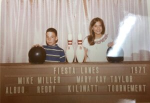 Fiesta Lanes 1971 Mike Miller