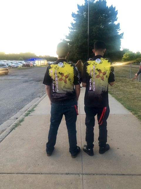 Michael Jamael and Jayden Martinez