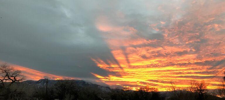 Corrales Sunrise