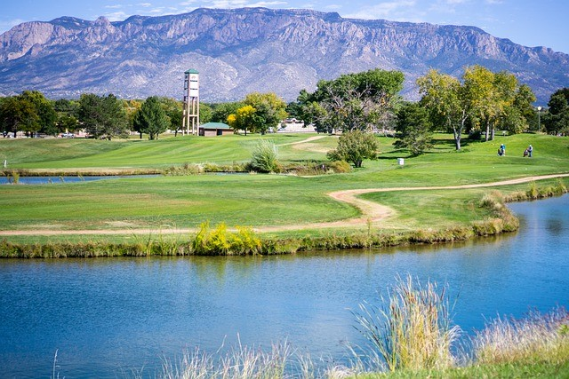 Golf Course in Albuquerque