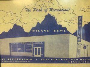 Hiland Bowl