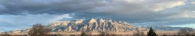Sandia Mountains from  Rio Rancho