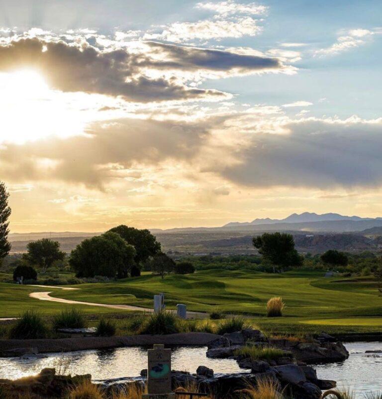 Santa Ana Golf Course