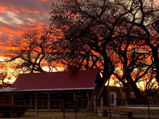 Sunset Corrales