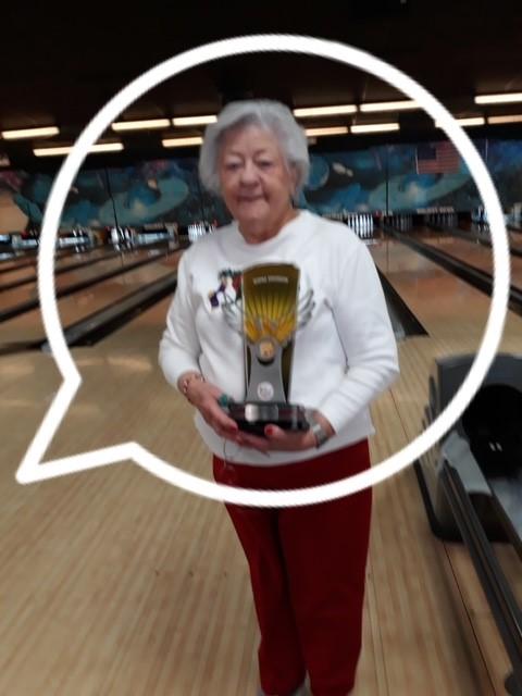 Carol Sharp 2018 USBC Women's Championship -Singles Topaz Division