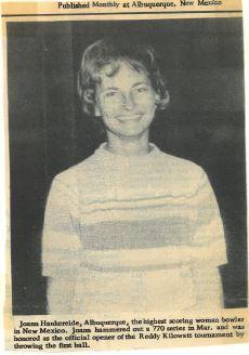 Joanne Haukereid