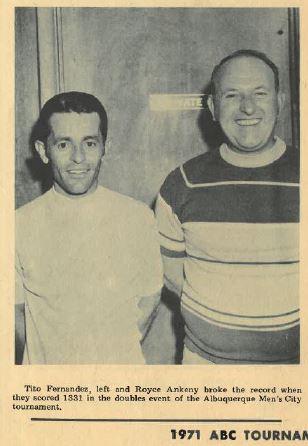 Tito Fernandez & Royce Ankeny