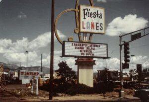 Fiesta Lanes 1979