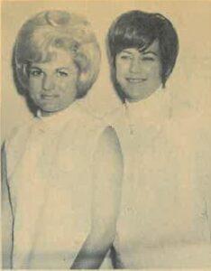 Gayle Harrington,  & Vaunetta Miller
