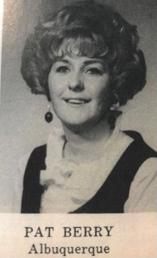 Pat Berry