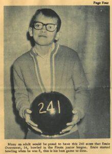 Ernie Overstreet 1968