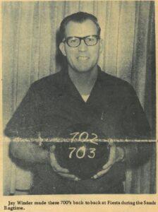 Jay Winder 1968