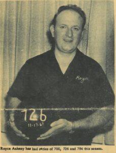 Royce Ankeny 1968